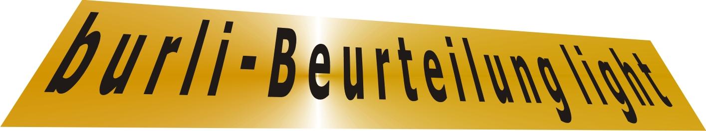burli - Beurteilung light